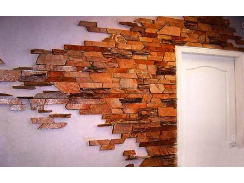 Имитация каменной стены своими руками - клуб мастеров