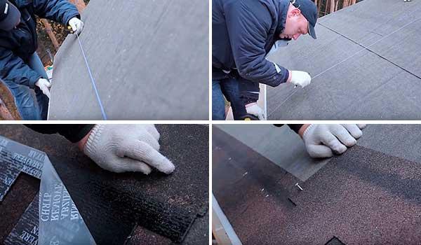 Мягкая кровля: как покрыть крышу своими руками