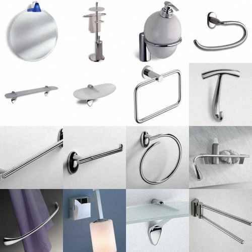 Аксессуары для ванной комнаты: виды, лучшие идеи, выбор наборов (50+ фото)
