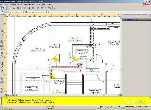 Программы для гидравлического расчета систем отопления