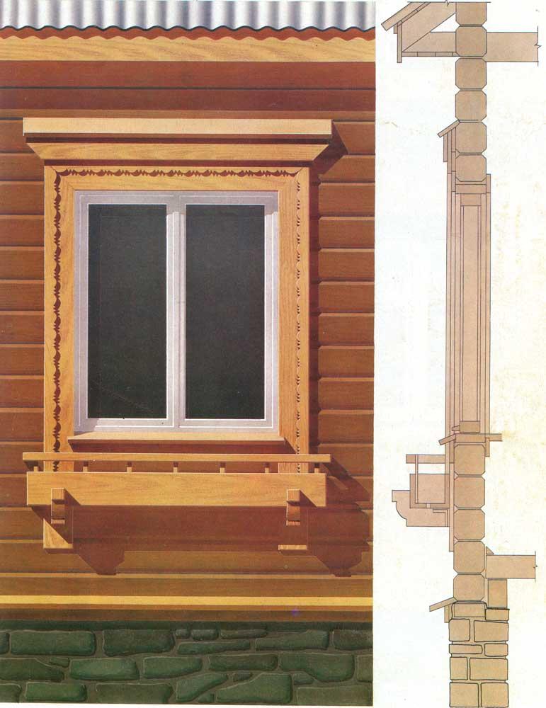 Наличники на окна: отделка, установка, монтаж обналички на окна, с улицы, своими руками