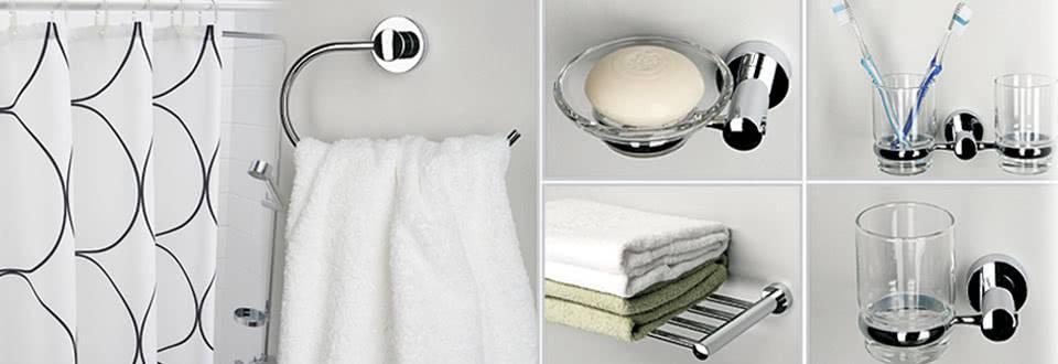 Аксессуары для ванной: лучшие производители и советы по их сочетанию (95 фото)