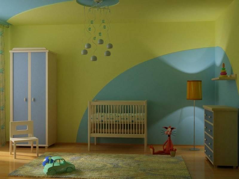 Как красить стены водоэмульсионной краской