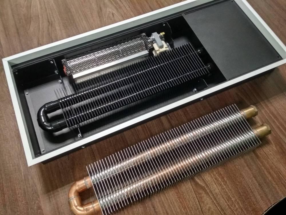 Калькулятор расчета мощности конвектора