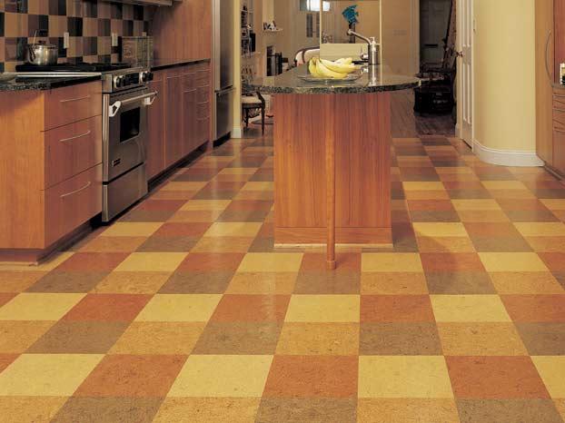 Обзор лучших напольных покрытий для кухни
