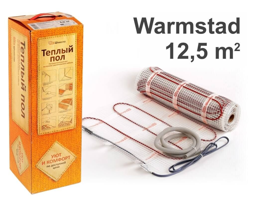 Warmstad - теплый пол, который можно установить самостоятельно