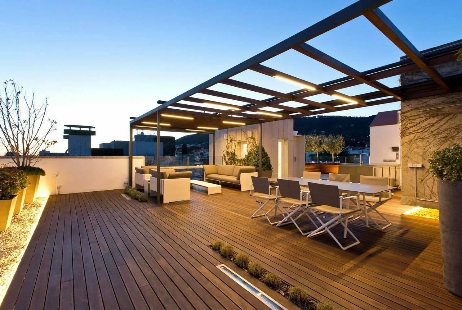 Как пристроить террасу к дому (90 фото): описание технологии постройки террас с пошаговой инструкцией