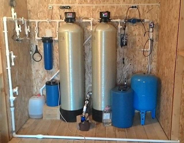 Фильтр для очистки воды от железа: какой использовать на даче, частном доме и в квартире для удаления примесей, а также, как сделать очиститель своими руками