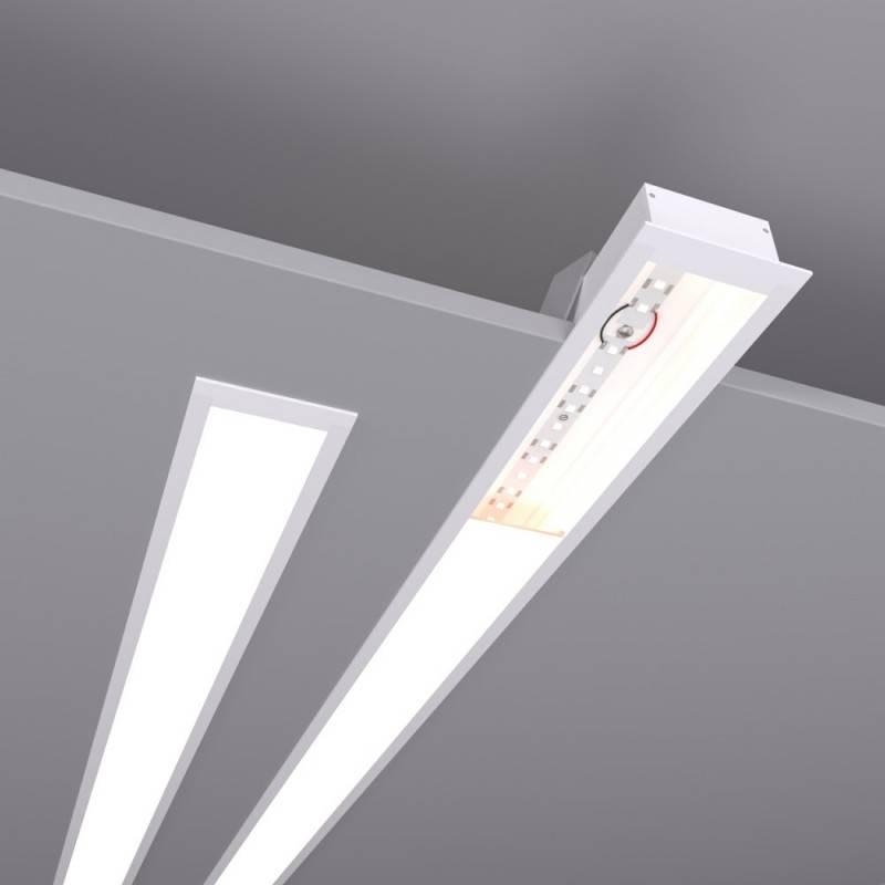 Технические характеристики светодиодных ламп и светильников