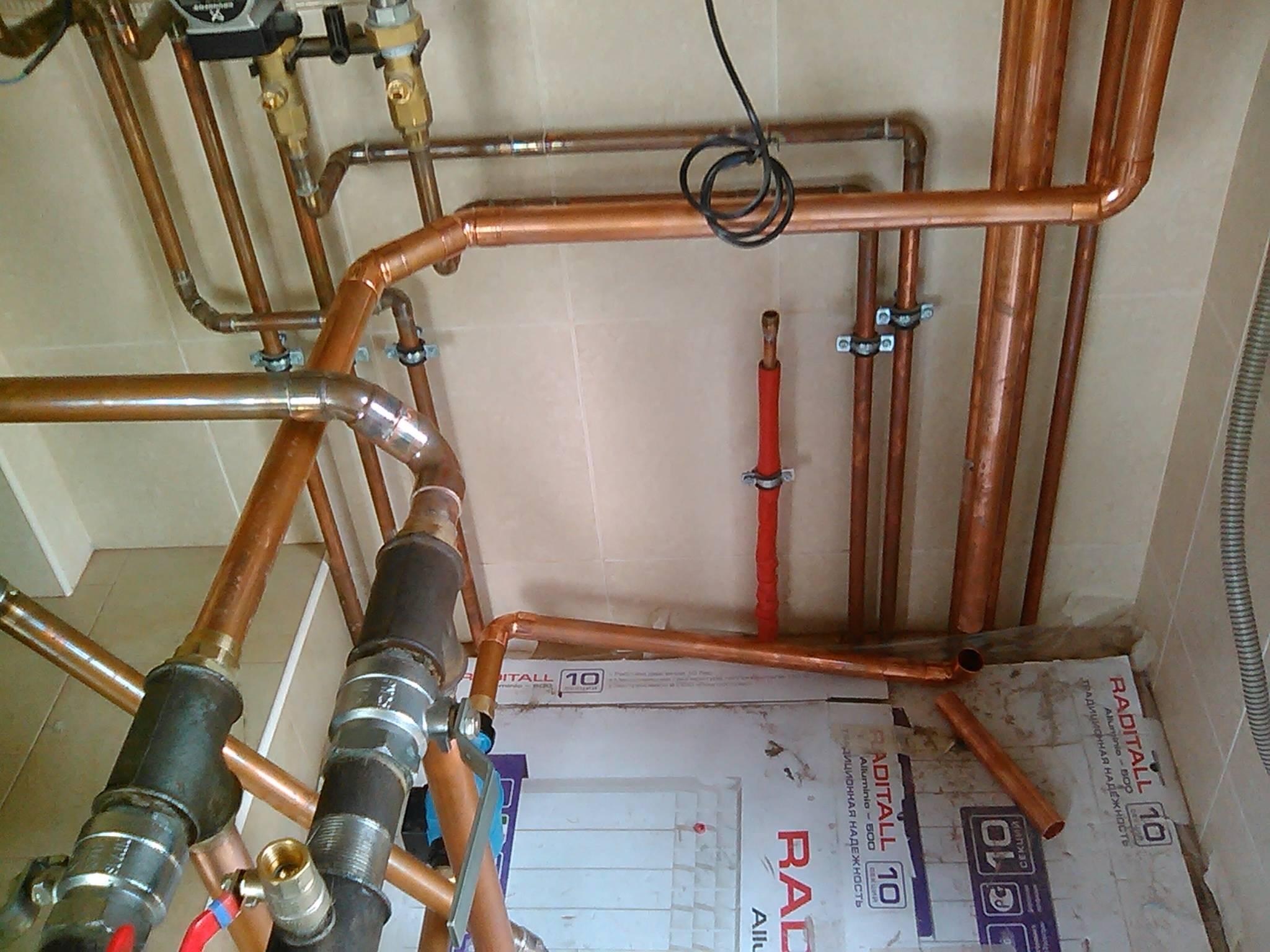 Водяное отопление в частном доме: своими руками, принцип работы, схемы установки и расчет