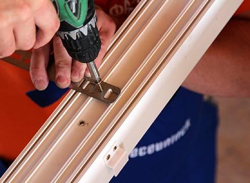 Установка пластиковых окон своими руками - как вставить и установить правильно