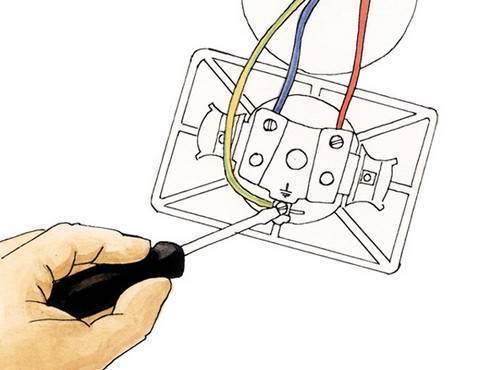 Как подключить интернет розетку и коннектор, фото и видео примеры