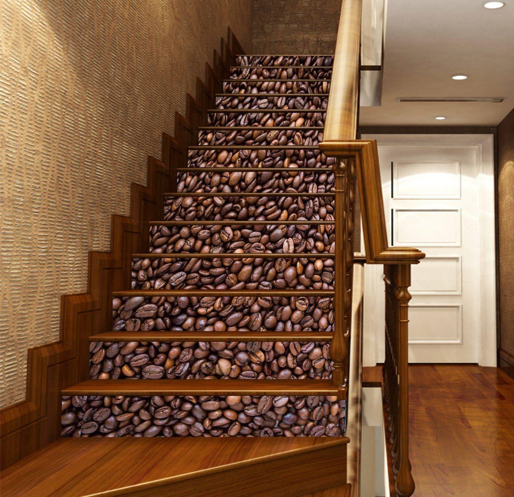 Обшивка деревом бетонной лестницы: как это делается