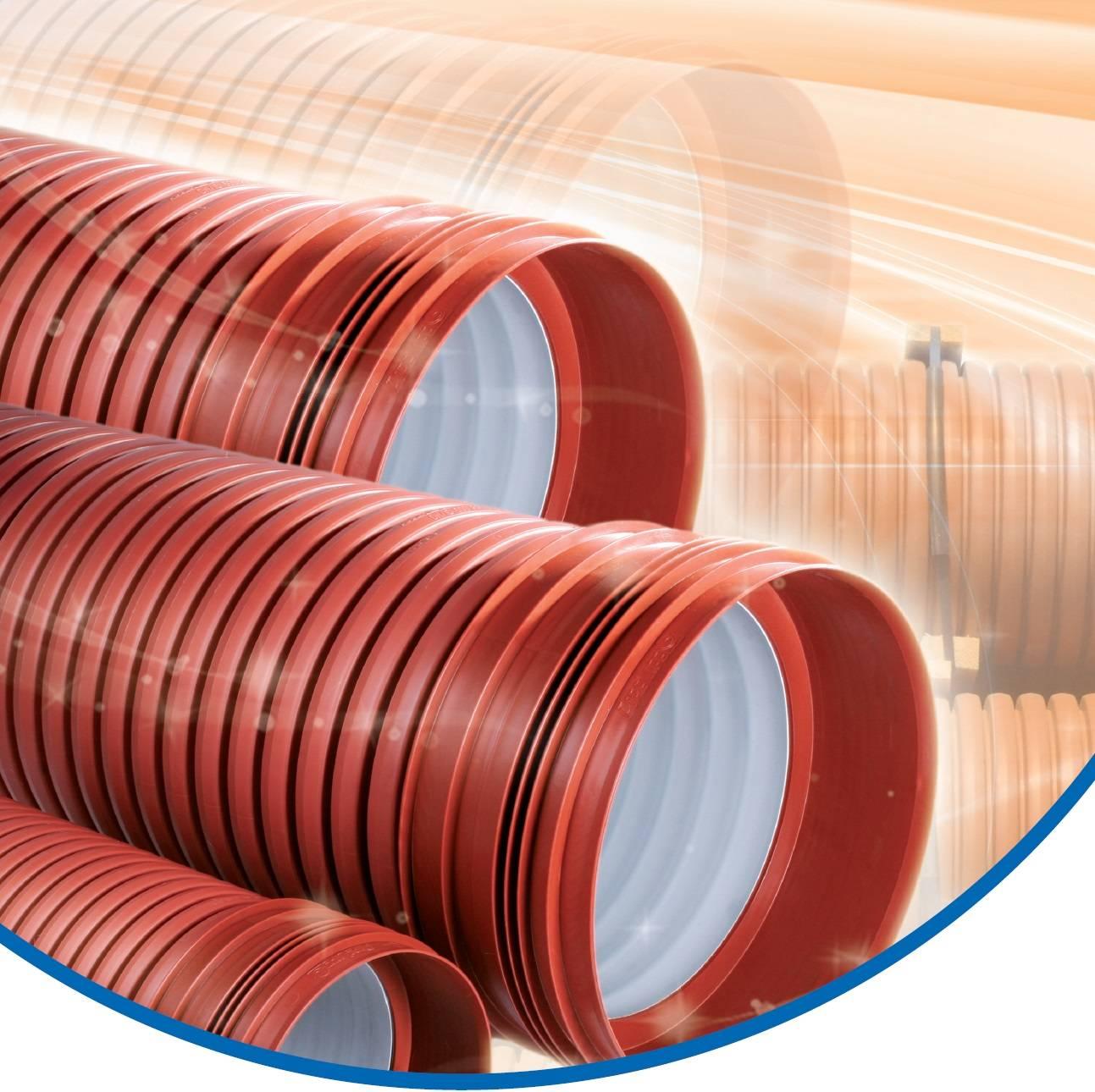 Технические характеристики труб корсис – виды труб для канализации