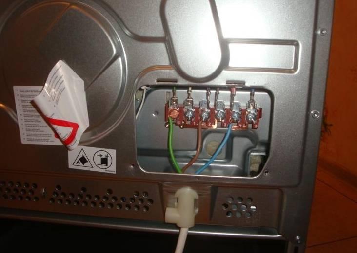Подключение электроплиты к однофазной сети - только ремонт своими руками в квартире: фото, видео, инструкции