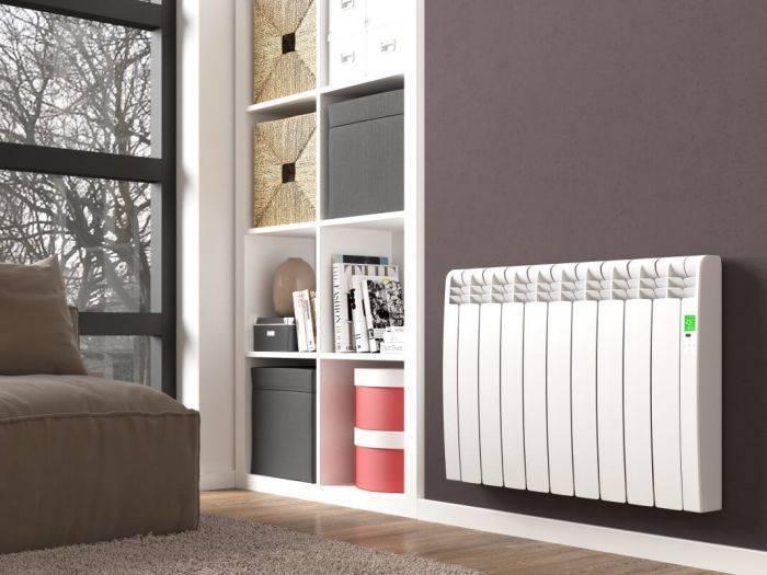 Электрическое отопление настенное: радиаторы «эконом»