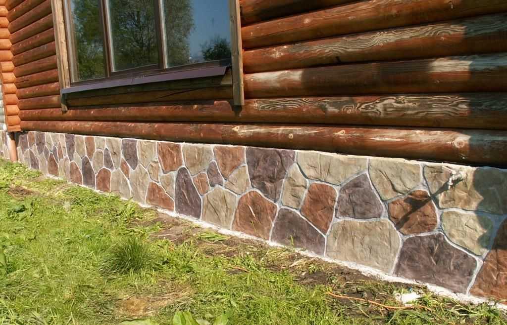 Облицовка цоколя дома искусственным камнем: делаем облицовку своими руками с фото инструкциями