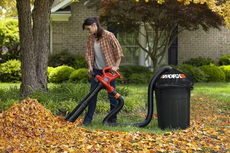 Воздуходувка и садовый пылесос   топ-13 лучших электрических и бензиновых моделей   рейтинг +отзывы