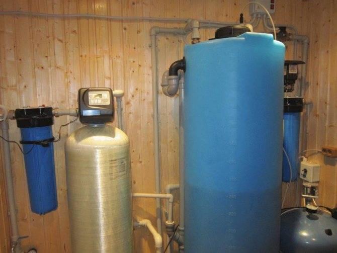Топ-10 способов, как очистить воду из скважины от примесей железа своими руками