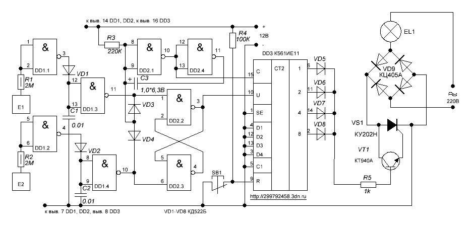 Схемы подключения дистанционных выключателей и переключателей. схема подключения беспроводного выключателя