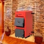 Котел твердотопливный для дома: виды устройств, особенности отопления частных помещений котельным оборудованием на твердом топливе