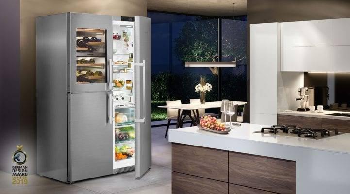 Двухдверные холодильники с морозильной камерой – какой выбрать? обзор лучших моделей с ценами