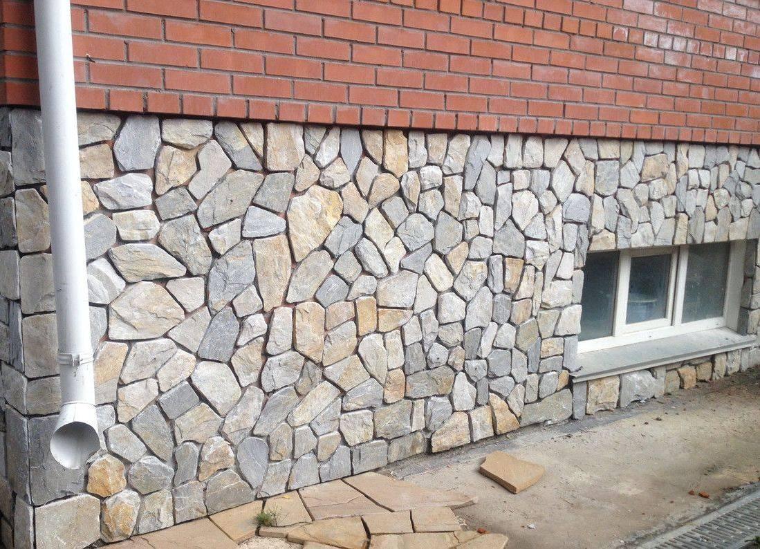 Как выполняется отделка фундамента камнем? особенности данной работы, рекомендации, выбор материала для обшивки