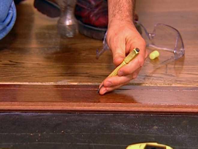 Как устранить скрип деревянных полов без разборки: советы, рекомендации, фото, видео