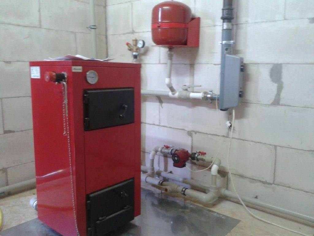 Отопление на даче без газа | всё об отоплении