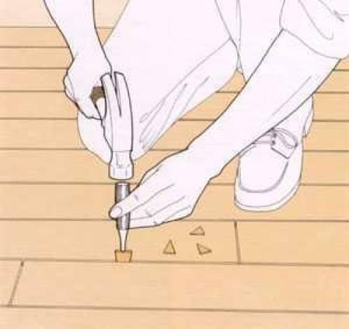 Как убрать скрип деревянного пола в квартире — способы устранения проблемы