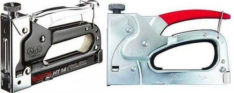 Строительный степлер электрического типа - лучшие бытовые и профессиональные инструменты