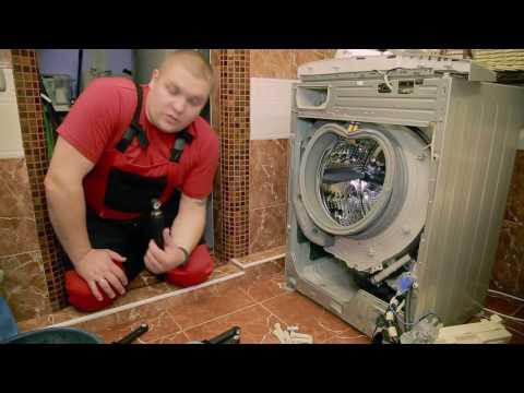 Основные неисправности стиральных машин lg и методы их устранения