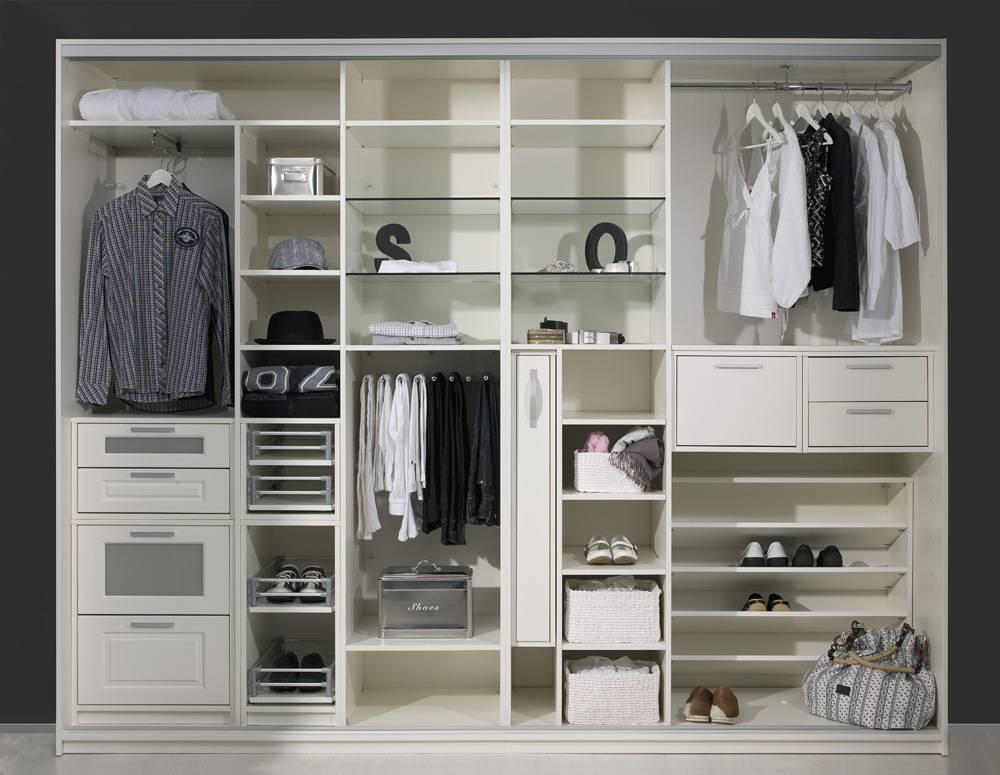 Наполнение для шкафа-купе в прихожую (70 фото): дизайн внутренних вариантов наполняемости и размеры