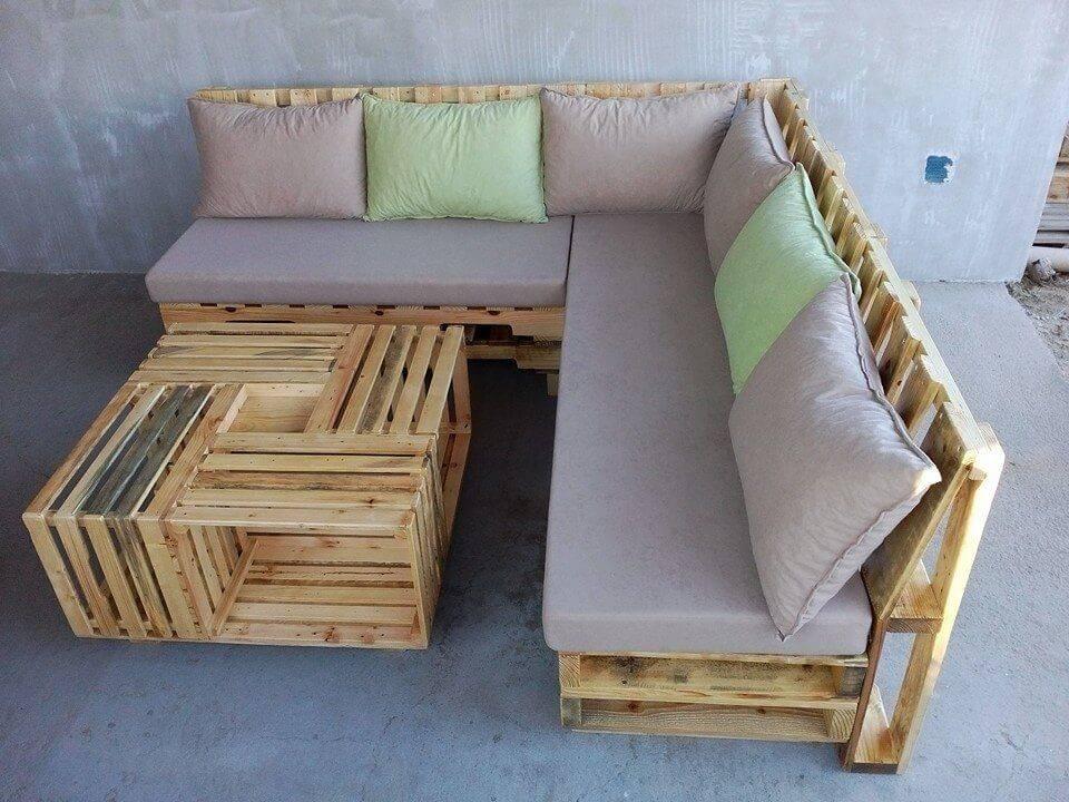 Модульный диван своими руками