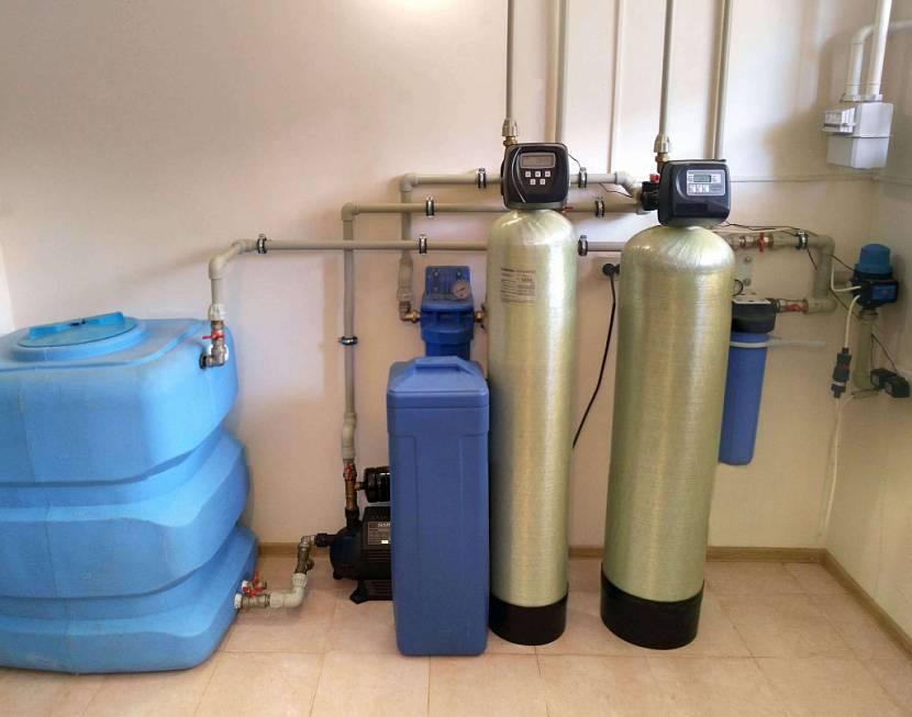 Способы очистки воды из скважины от железа и самостоятельное изготовление фильтра