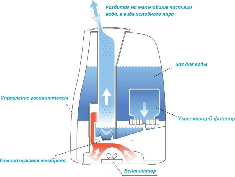 Как правильно пользоваться увлажнителем воздуха: советы по безопасной эксплуатации