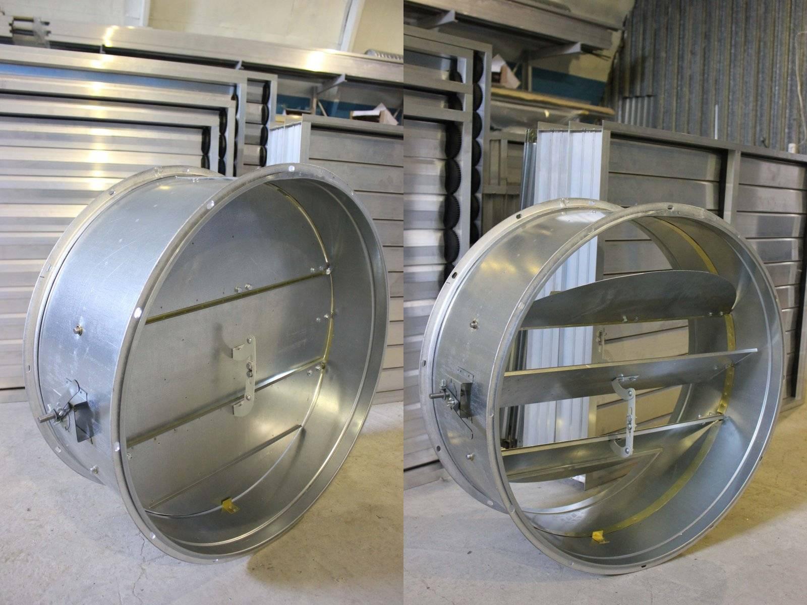 Виды и назначение воздушных клапанов для вентиляции, установка и эксплуатация оборудования