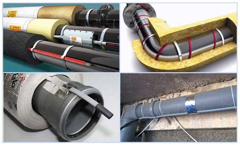 Чем утеплить канализационную трубу в земле: надо ли и как правильно обогреть в частном доме