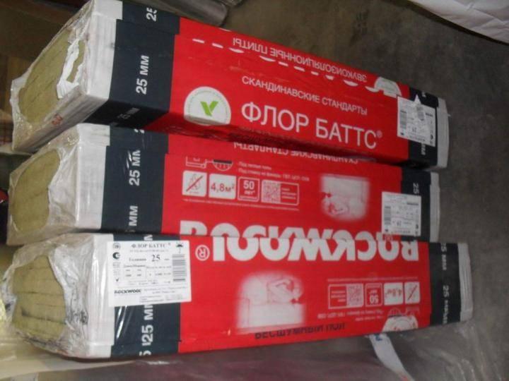 Rockwool флор баттс: свойства и характеристики, отзывы, цены