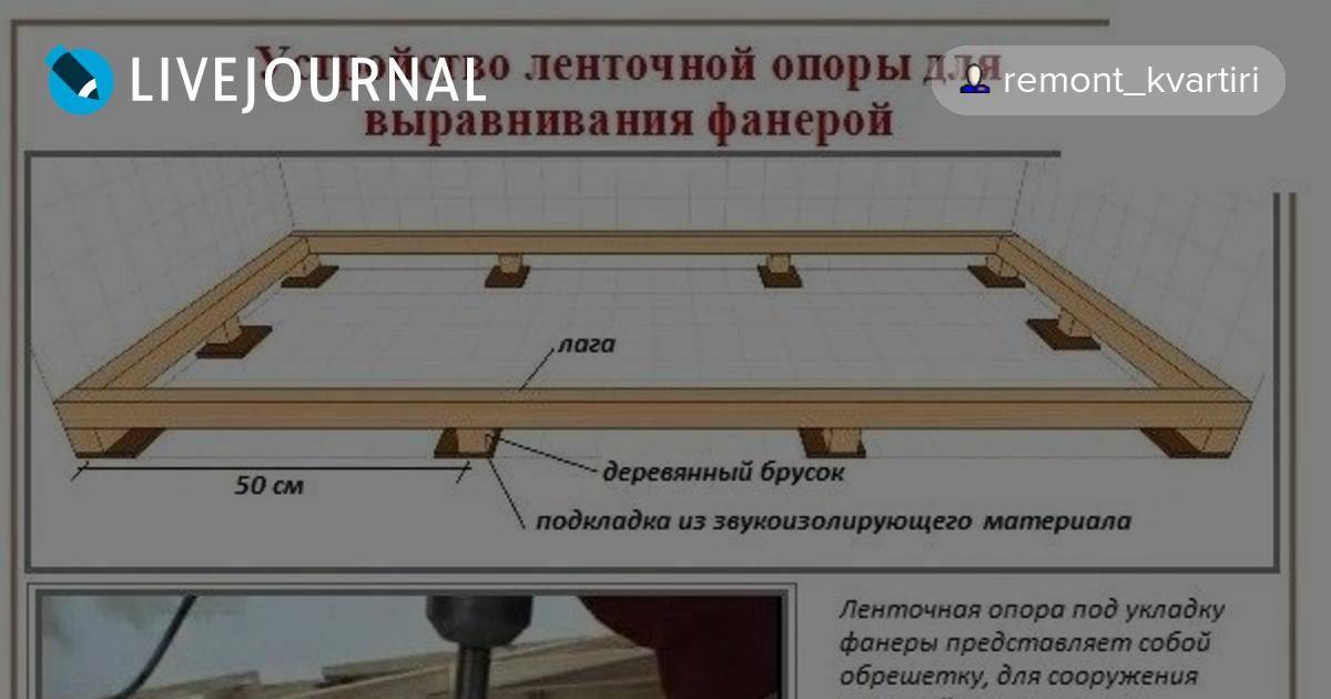 Размеры фанеры для пола :листа, какой лучше, для выравнивания, стелить на деревянный пол, гост