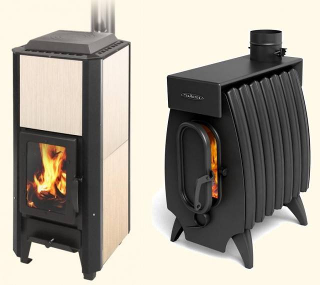 Отопительная печь длительного горения для дачи и дома: фото и цены на популярные модели