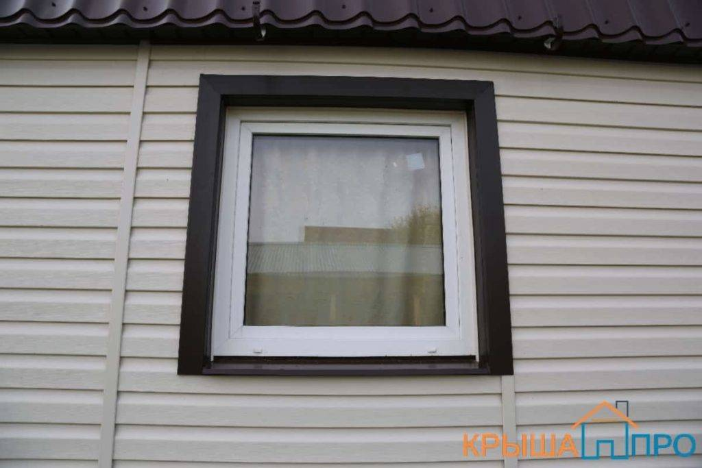 Наличники на окна: 4 способа установки