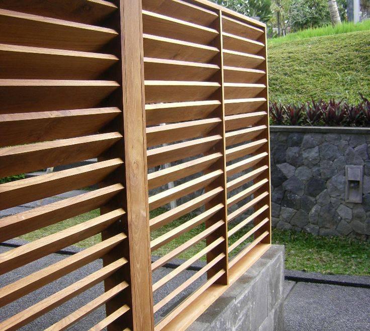 Да запросто! подробная инструкция по установке деревянного забора