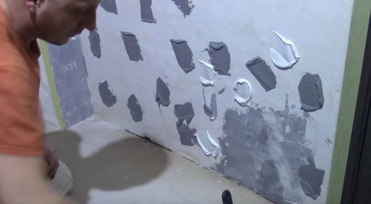 Штукатурка стен своими руками: подготовка и процесс отделки стен штукатуркой