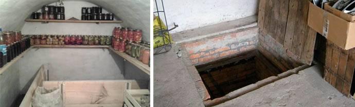 Советы и эффективные способы как просушить погреб в гараже