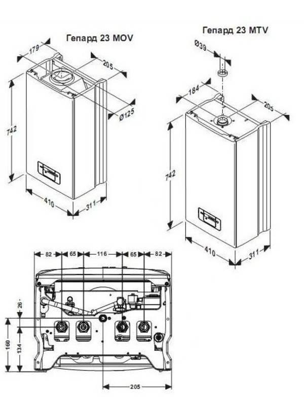 Газовый котел protherm европейского производства: достоинства и модельный ряд