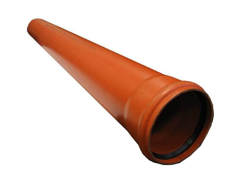 Чем отличается серая канализационная труба от оранжевой