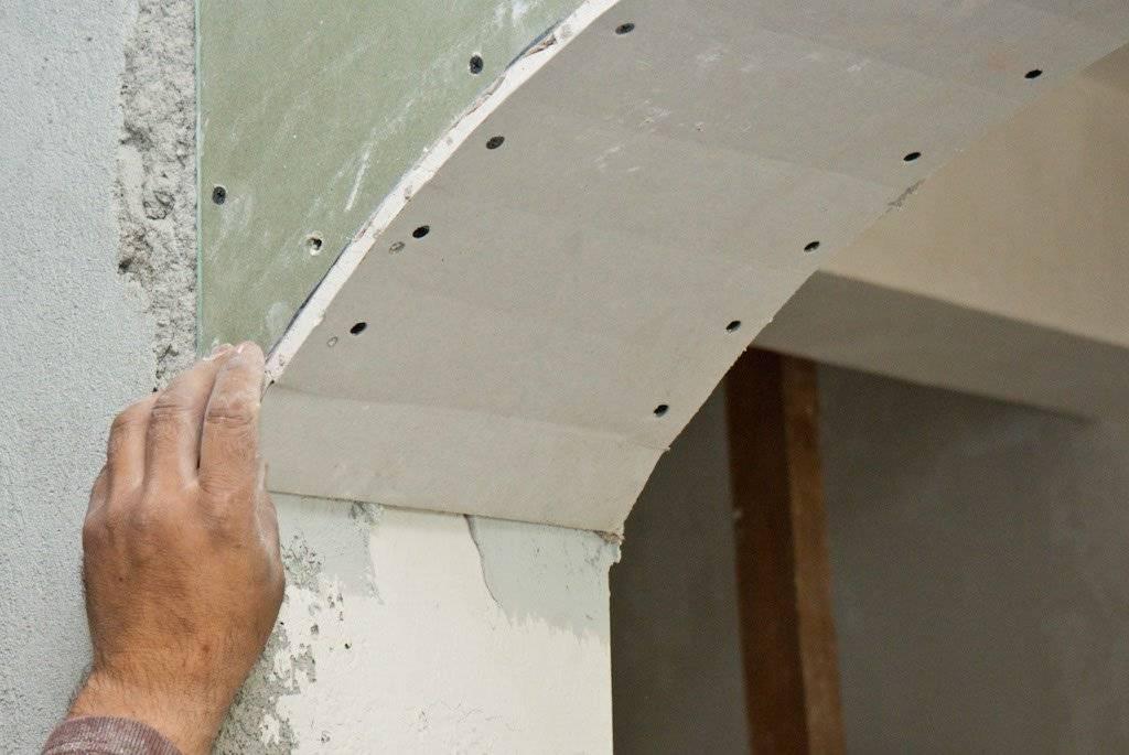 Как правильно сделать арку из гипсокартона своими руками: пошаговая инструкция, видео и фото дизайна