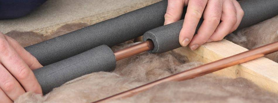 Теплоизоляция (утеплитель) энергофлекс для труб