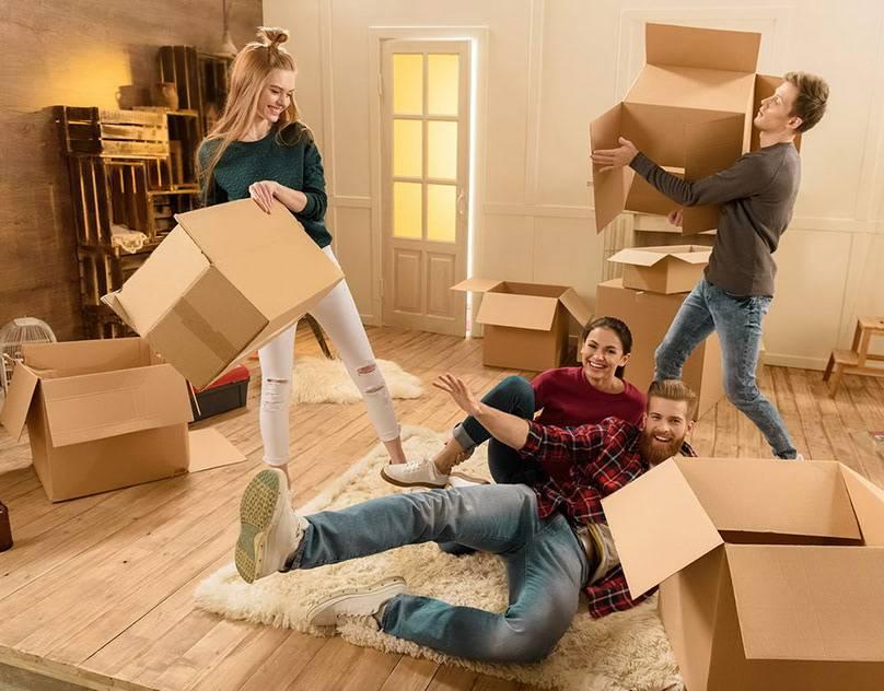 20 счастливых примет о переезде в новый дом